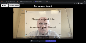 set up your board